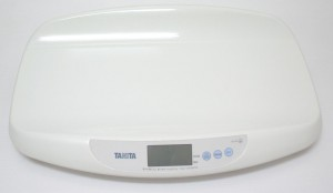 デジタルベビースケールBD-586 タニタ