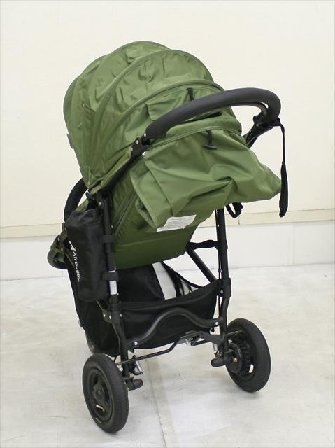 エアバギーココ ブレーキモデル グリーンティ